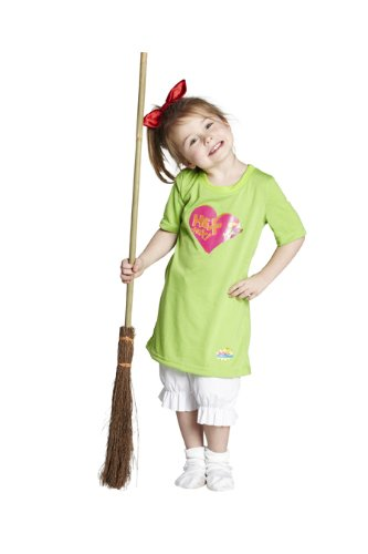 Preisvergleich Produktbild Rubie's 380200 - Kostüm für Kinder - Bibi Blocksberg,  140