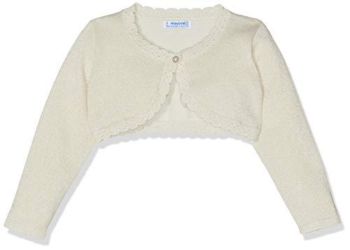 Mayoral 314, Blusa para Niñas, Beige (Champan 73), 6 años (Tamaño del fabricante:6)