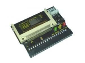 Adaptateur compact flash (CF) Femelle vers IDE 3,5 pouces 40 Pins