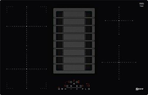 Neff T48PD1AX0/TPD481AX/Elektro-Kochstelle mit Abzug/Kochfeld/Elektro/Einbau/79,2 cm/9 Leistungsstufen und 1 Intensivstufe