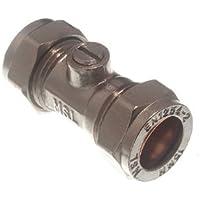 20 x 15mm isolamento Valvola a sfera di arresto di
