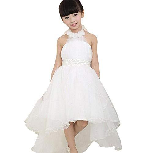 3c2f389c5601 Firally Abiti da Principessa da Damigella d Onore per Matrimoni di Abiti da  Festa per Bambini