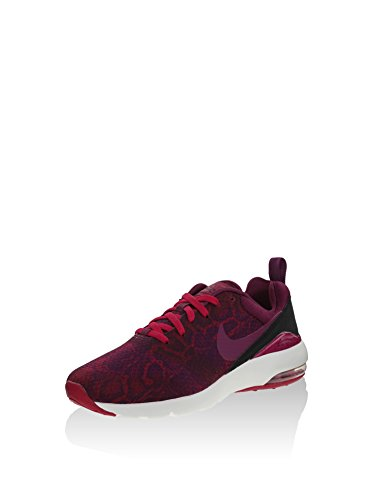 Nike Wmns Air Max Sirene Impressão, Damen Sapatilha Beringela / Rosa