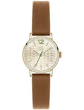 Orla Kiely Damen-Armbanduhr OK2018
