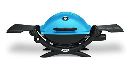 Weber 51080053 - Barbacoa Q 1200 Blue