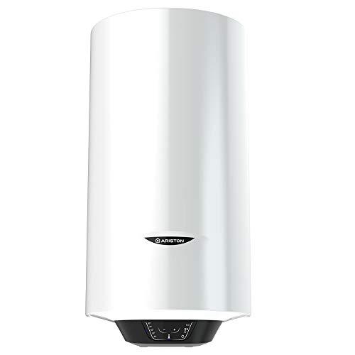 Ariston - Termo 30 litros Pro1 Eco Dry Multiposición (2x800w) - Calderín Esmaltado al Titanio - 5 Años Garantía