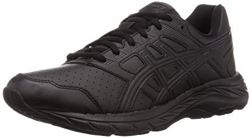 ASICS Gel-Contend 5 SL, Scarpe da Running Uomo, Nero Black 001, 44 EU