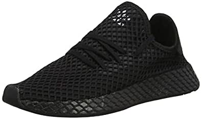 5159f660d adidas Unisex Kids  Deerupt Runner J Gymnastics Shoes  Amazon.co.uk ...