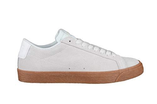 Nike Air Zoom Blazer Low, Zapatillas para Hombre, Beige, 45.5 EU