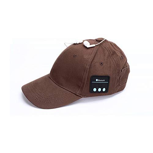 LETAMG Bluetooth Hut Männer Frauen Unisex Weiche Warme Kopfhörer Hut Drahtlose Kopfhörer Smart Cap Baseball Headset Lautsprecher Mic Bluetooth Headset