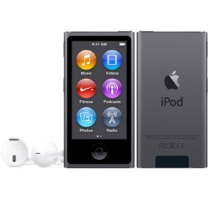 Apple 16GB 6th Generation iPod Nano (Space Grey)