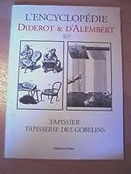 Tapissier et tapisserie des Gobelins