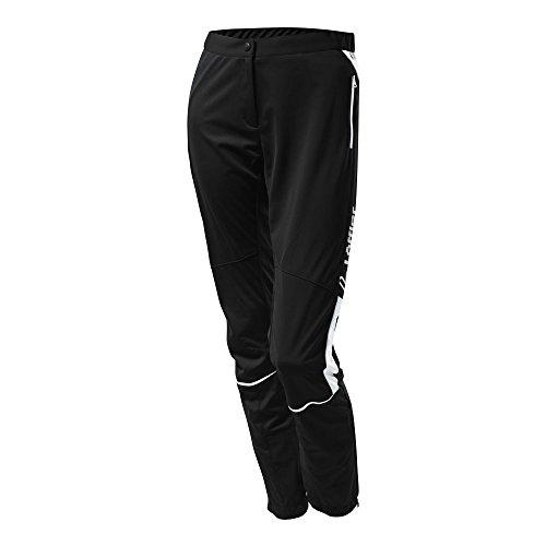 LÖFFLER Univers Windstopper Softshell Light Touring Pants Women - Black