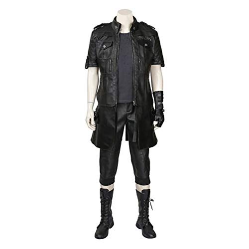 splay Kostüm für SFinal Fantasy Noctis Lucis Caelum Ganzkörperanzug Outfit Halloween Kostüme XX-Large ()