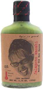 pain-is-good-diva-66-jalapeno-wasabi-hot-sauce