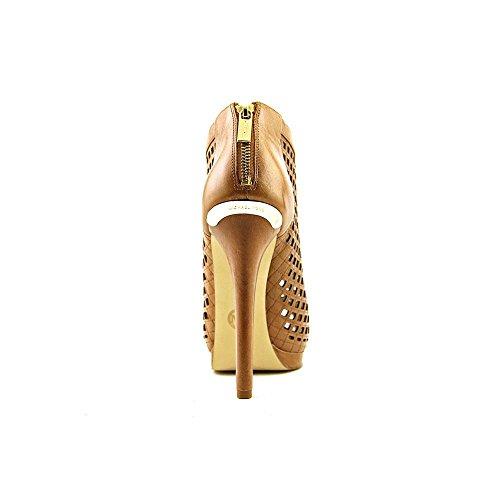 Michael Michael Kors Graham Bootie Femmes Cuir Bottine Luggage