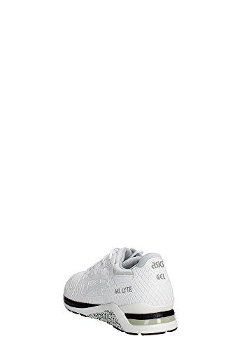 Asics Scarpe Uomo Gel Lyte Evo Wht/Wht HN543 0101 bianco