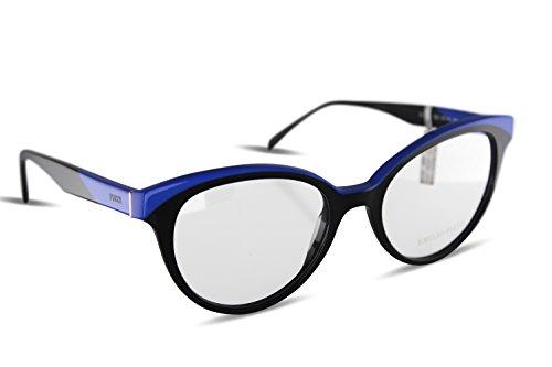 emilio-pucci-monture-de-lunettes-femme-multicolore-noir-bleu