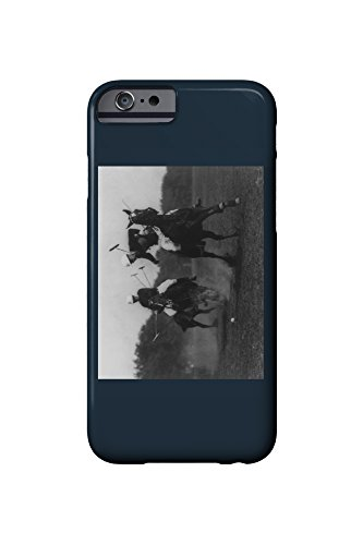 war-department-polo-association-game-vintage-photograph-iphone-6-cell-phone-case-slim-barely-there