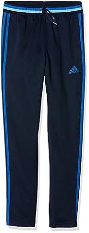 adidas Kinder Condivo16 Trainingshose, blau, 140, AB3121