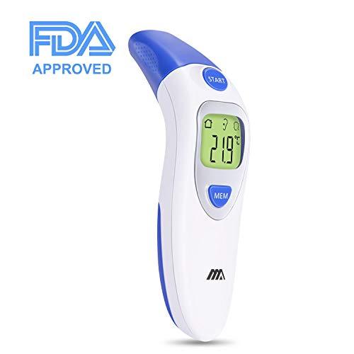 Thermomètre Infrarouge bébé, Thermometre Médical électronique, Pour Bébé, Enfant, Adulte,...