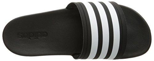 Adidas Performance Adilette Cf Ultra Stripes CW Athletic Sandal Black/White/Black
