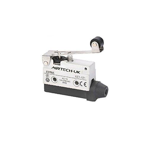 Airtech Mikro-Schalter, SPDT, 250VAC, 10A 7121 -