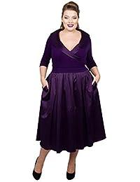cfb6d95dccba4 Scarlett   Jo The Olivia Satin Tuxedo Prom Dress Sizes 10-32