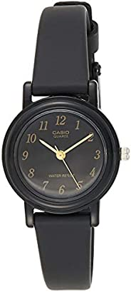 Casio Casual Watch Analog Display Quartz For Women Lq139Amv-1L, Black Band
