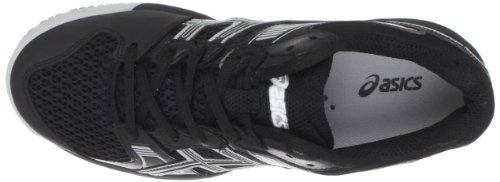 Asics Gel-Volleycross 3 Rund Synthetik Turnschuhe Black/Black/Silver