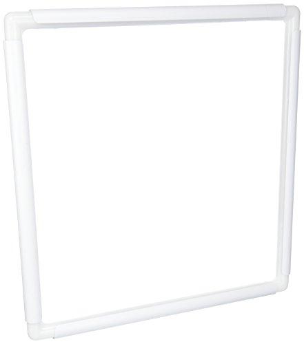 Q-Snap Stickrahmen - 43 x43 cm - Der perfekte Stickrahmen (Quilt-rahmen)