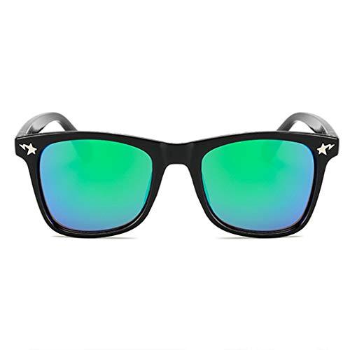 WYJW Sonnenbrille Kindermode Camo Rahmen HD Bunte Gläser 100% UV400 Alter 3-10
