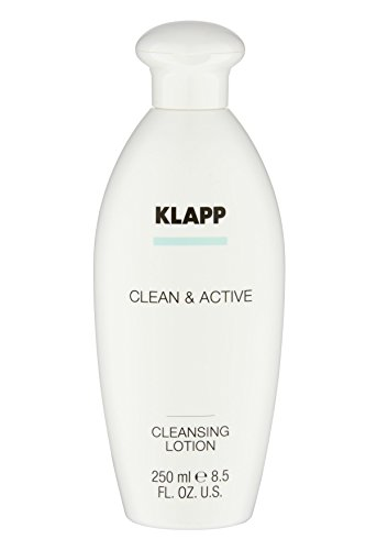 KLAPP CLEAN & ACTIVE Cleansing Lotion, 250 ml