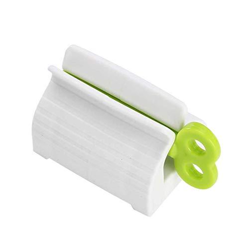 Desconocido Tubo rodante exprimidor de Pasta de Dientes/baño plástico Crema Tubo exprimidor dispensador...