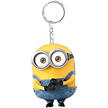 Genuine Despicable Me Minions 'Bob' Banana Scented 3D Keyring Fob …