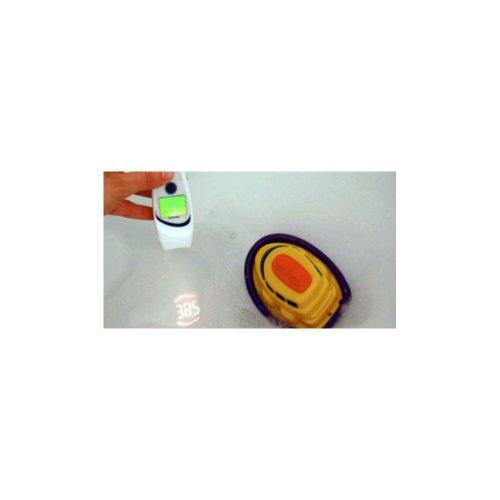 VisioFocus Fieberthermometer das auf Distanz misst – weiß - 6