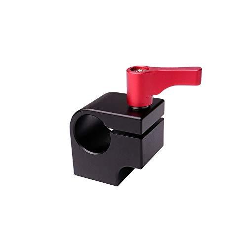 Docooler 15mm Rod Clamp Halterung Light Mount Stand Bracket mit Articulating Arm Monitor LED-Licht mit 1/4 Zoll Schraube Verbunden Articulating Mount