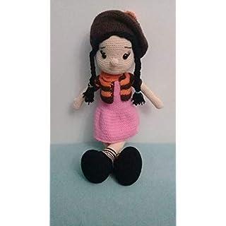 Autokleidung Plüsch Baby Spielzeug einzigartig aus Baumwolle handgemacht Amigurumi