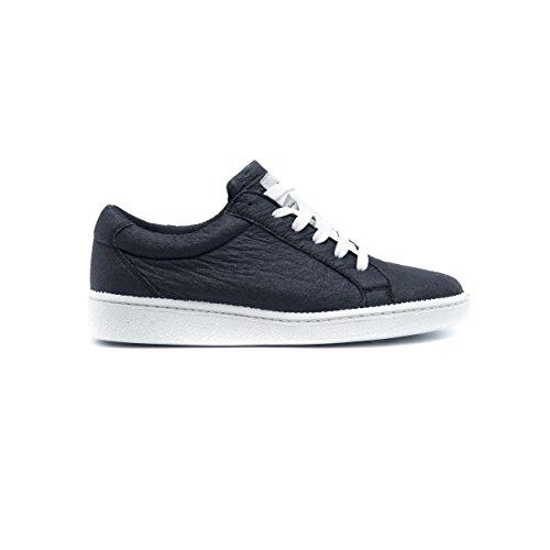 NAE Basic Schwarz – vegane Sneaker aus Ananas-Blattfasern – unisex - 2