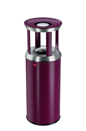 hailo-combined-flame-extinguishing-waste-bin-and-ashtray-profiline-combi-pro-50l-red