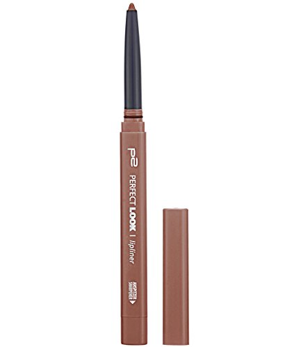 p2 cosmetics Perfect Look Lipliner 177, 3er Pack (3 x 3 g)