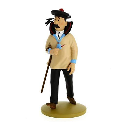 Figura de colección Tintín Hernández marinero Moulinsart 42201 (2016)