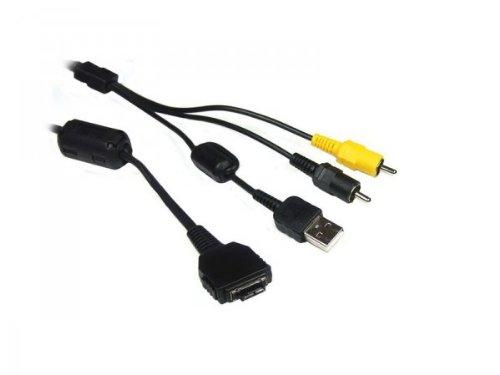 Kabel USB / AV für Sony Cybershot