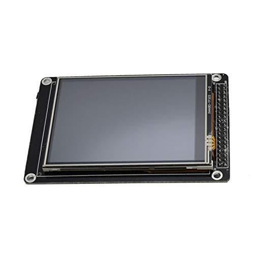 """Preisvergleich Produktbild guoxuEE 3.2""""TFT LCD Display Touchscreen Micro SD für Arduino UNO MEGA 2560 R3 Schwarz"""