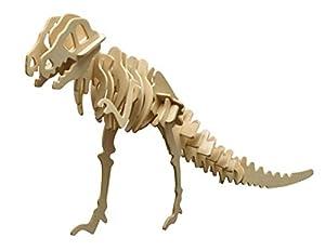 Siva Toys Siva Toys856/3 Tyrannosaurus Die-Cast - Figura Decorativa para Montar (Madera)