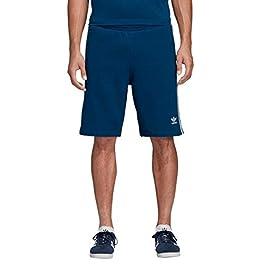 adidas 3-Stripe Short, Pantaloncini Sportivi Uomo
