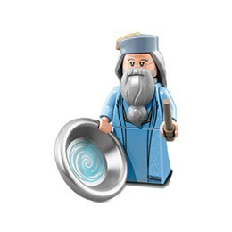 LEGO Harry Potter Series 1 - Albus Dumbledore Minifigura (16/22)