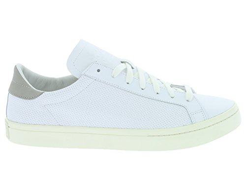 Adidas CourtVantage, ftwr white/mgh solid grey/chalk white Weiß
