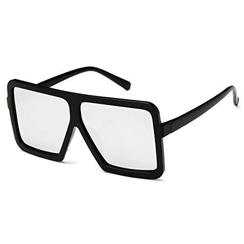 GBST Platz Sonnenbrillen Männer Spiegel Foto Chrom Übergroßen Sonnenbrille Männliche Sonnenbrille Mann,C2