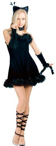 Kostüm Katze Kissable Kitty Größe S ()